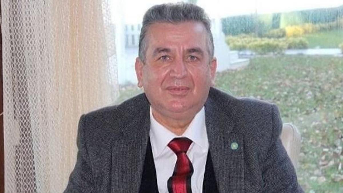Hapis cezası kesinleşti: İYİ Partili İl Başkanı tutuklandı